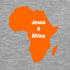 jesus for Africa - Men's Premium Longsleeve Shirt