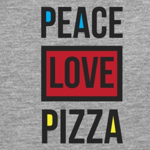PEACE PIZZA - Men's Premium Longsleeve Shirt