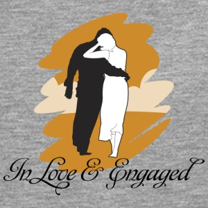 Engaged And In Love - Men's Premium Longsleeve Shirt