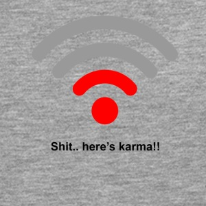 Heres karma - T-shirt manches longues Premium Homme