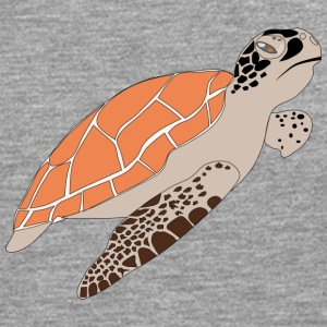 Serious turtle - Men's Premium Longsleeve Shirt