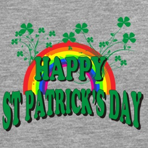 Happy St Patrick's Day - Men's Premium Longsleeve Shirt