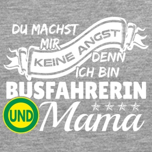 I am a bus driver and Mama - Men's Premium Longsleeve Shirt