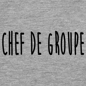 chef_de_groupe - Premium langermet T-skjorte for menn