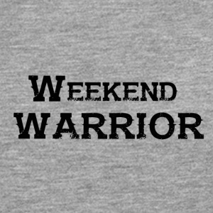 Shirt Weekend Warrior Weekend Party - Mannen Premium shirt met lange mouwen