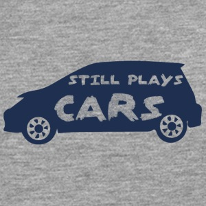 Mechaniker: Still Plays Cars - Männer Premium Langarmshirt
