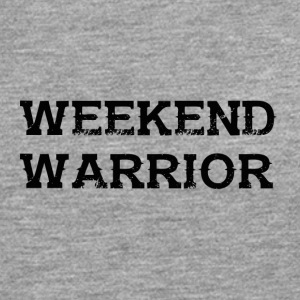 Shirt Weekend Warrior Weekend Party - T-shirt manches longues Premium Homme
