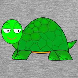 Sweet turtle - Men's Premium Longsleeve Shirt
