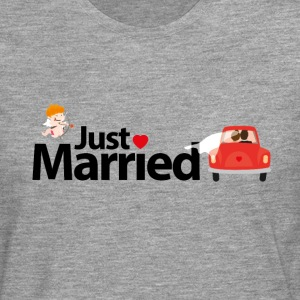 Just Married - Männer Premium Langarmshirt