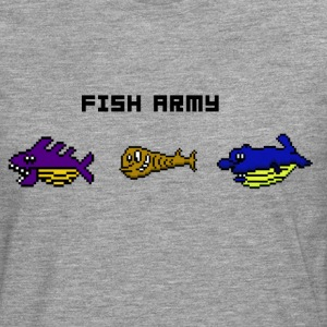 Fish Army - Men's Premium Longsleeve Shirt