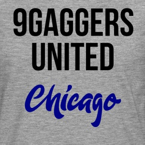 9gagger Chicago - T-shirt manches longues Premium Homme