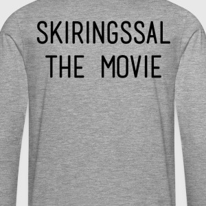 Skiringssal The Movie Fet Hettegenser gutt - Premium langermet T-skjorte for menn