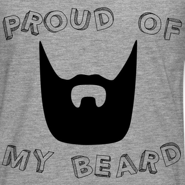 Proud of my Beard 1