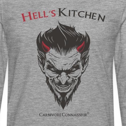 Hell's Kitchen T-Shirt - Männer Premium Langarmshirt