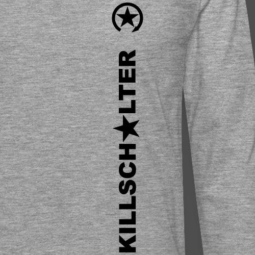 Killschalter Logo Brand 8KS06BL - Men's Premium Longsleeve Shirt