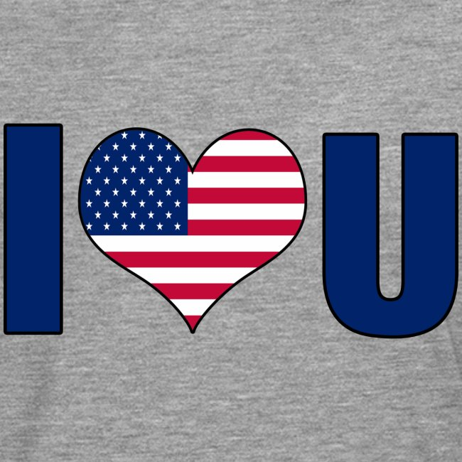 I love u USA