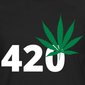 420 - Men's Premium Longsleeve Shirt