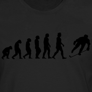 evolution hockey - Herre premium T-shirt med lange ærmer