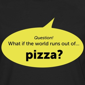 Pizza - Men's Premium Longsleeve Shirt