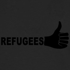 Refugees - Men's Premium Longsleeve Shirt
