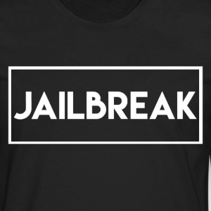Jailbreak Merch officiel - T-shirt manches longues Premium Homme