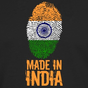 Made in India / Made in India - Mannen Premium shirt met lange mouwen