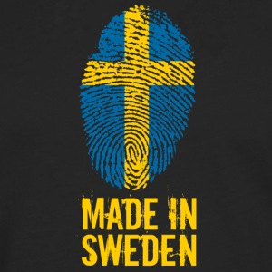 Made In Sweden / Suède / Sverige - T-shirt manches longues Premium Homme