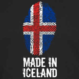 Made In Islande / Islande / IS - T-shirt manches longues Premium Homme