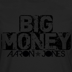 Big Money aaron jones - Men's Premium Longsleeve Shirt