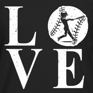 Love Baseball - Men's Premium Longsleeve Shirt