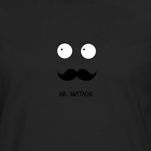 Mr. Mustache - Men's Premium Longsleeve Shirt