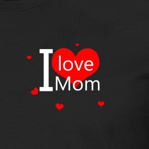 I love you mom - T-shirt manches longues Premium Homme