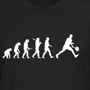 Evolution Tennis! funny! - Men's Premium Longsleeve Shirt