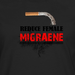 Advantage of smoking - Men's Premium Longsleeve Shirt