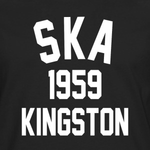 1959 Ska Kingston - Premium langermet T-skjorte for menn