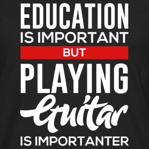For Guitar Player! - Männer Premium Langarmshirt