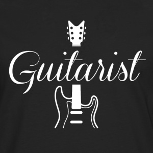 Guitarist T-Shirt - Men's Premium Longsleeve Shirt