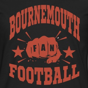Bournemouth Football Fan - T-shirt manches longues Premium Homme