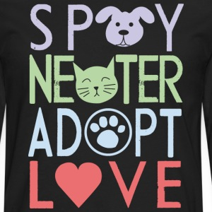 Adopt a pet - Men's Premium Longsleeve Shirt