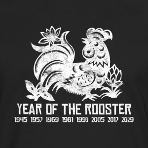 Years of the Chinese Rooster - Men's Premium Longsleeve Shirt