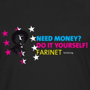 Farinet Do It Yourself Horizontal - T-shirt manches longues Premium Homme