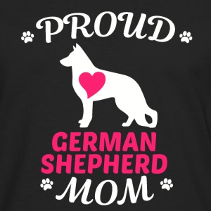 German shepherd dog - Men's Premium Longsleeve Shirt