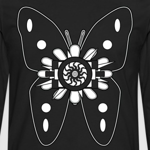 BUTTERFLY - T-shirt manches longues Premium Homme