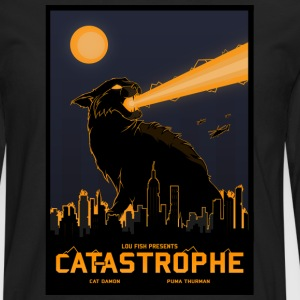 Cat-astrophe - Men's Premium Longsleeve Shirt
