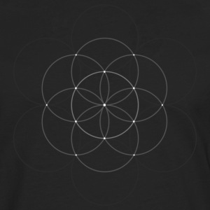 flower of Life - Men's Premium Longsleeve Shirt