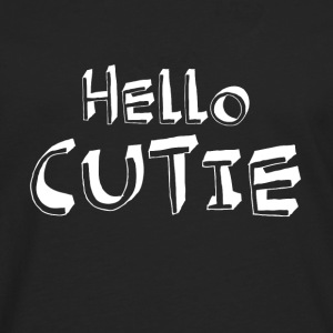 Hello box funny scents - Men's Premium Longsleeve Shirt