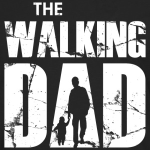 The Walking Dad - Premium langermet T-skjorte for menn