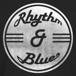 Rhythm & Blues - Premium langermet T-skjorte for menn