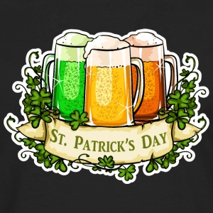 St Patricks Day - Men's Premium Longsleeve Shirt