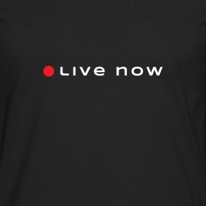 Start Living Now - Men's Premium Longsleeve Shirt